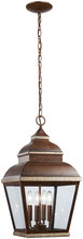Minka-Lavery 8268-161 - 4 Light Outdoor Chain Hung