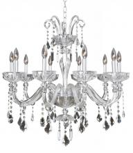 Kalco Allegri 026052-010-FR001 - Clovio 10 Light Chandelier