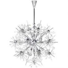 Maxim 39745BCPC - Starfire-Single-Tier Chandelier