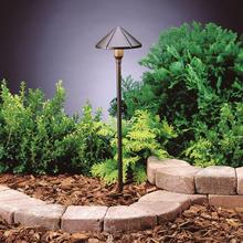 Kichler Landscape 15826AZT30R - LED Center Mount Path Light