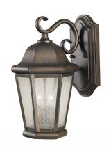 Generation Lighting - Seagull OL5901CB - Medium Two Light Outdoor Wall Lantern