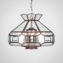 Toltec Company 365-BN - Chandelier