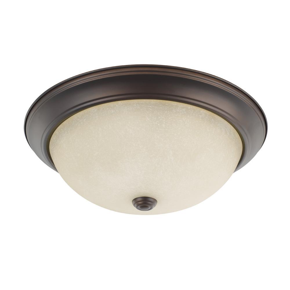 3 light flush mount 219131bz bright city lights 3 light flush mount aloadofball Image collections