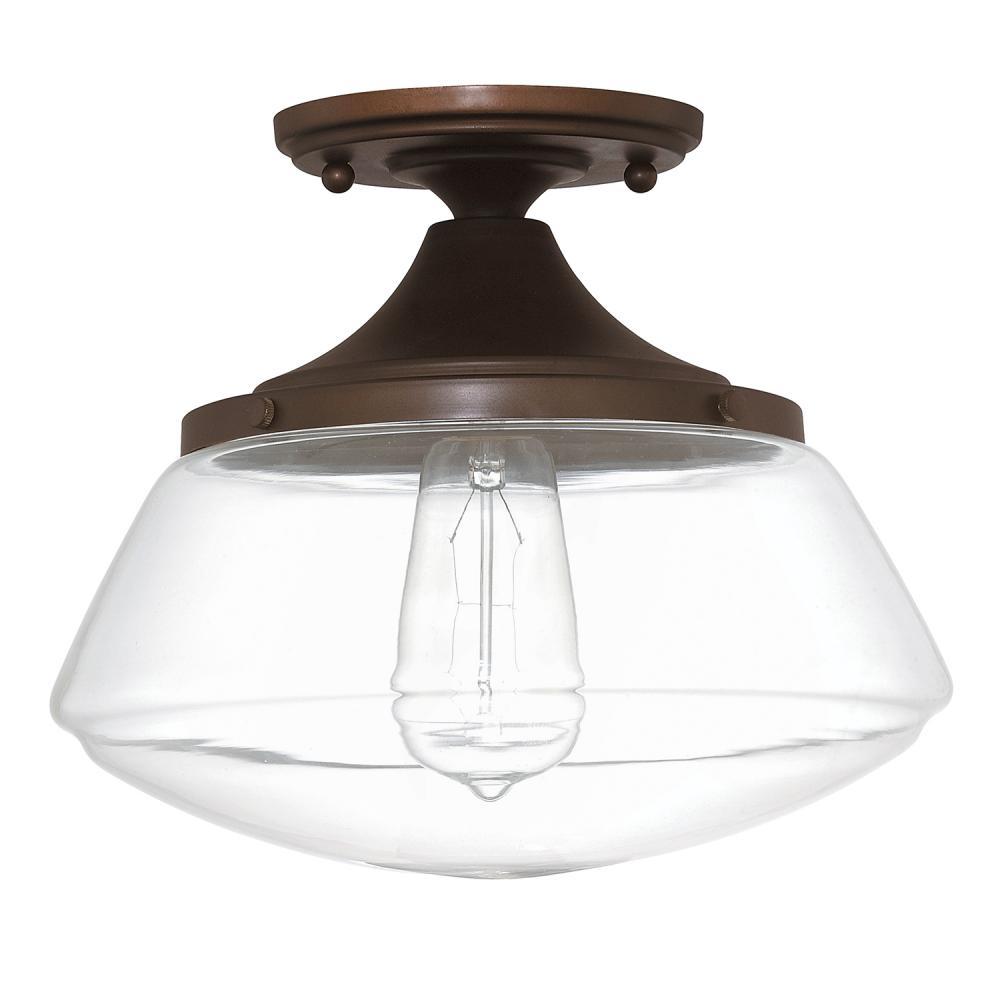 1 Light Ceiling Fixture