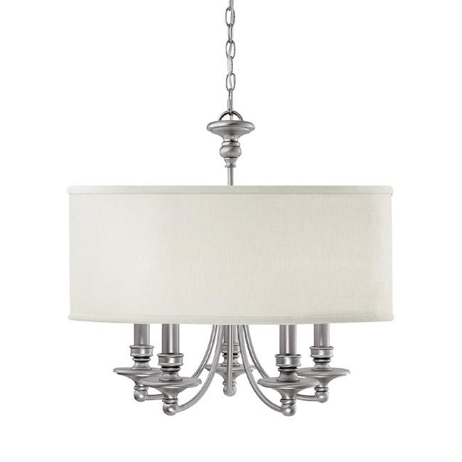 5 light chandelier 3915mn 455 bright city lights 5 light chandelier mozeypictures Choice Image