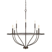 Capital 428581BZ - 8 Light Chandelier