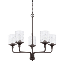 Capital 428851BZ-451 - 5 Light Chandelier
