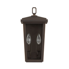 Capital 926221OZ - 2 Light Outdoor Wall Lantern