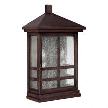 Capital 9916MZ - Two Light Mediterranean Bronze Wall Lantern