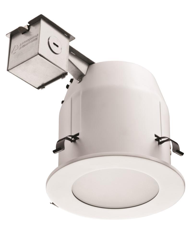 5 in matte white shower recessed lighting kit 205n23 bright matte white shower recessed lighting kit mozeypictures Gallery
