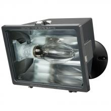 Acuity Brands 142A0J - 1-Light Outdoor Bronze Metal Halide Floodlight