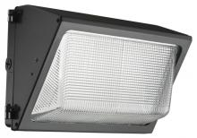 Acuity Brands 217C5K - Outdoor Bronze 5000K Small LED Wall Pack with Glass Lens