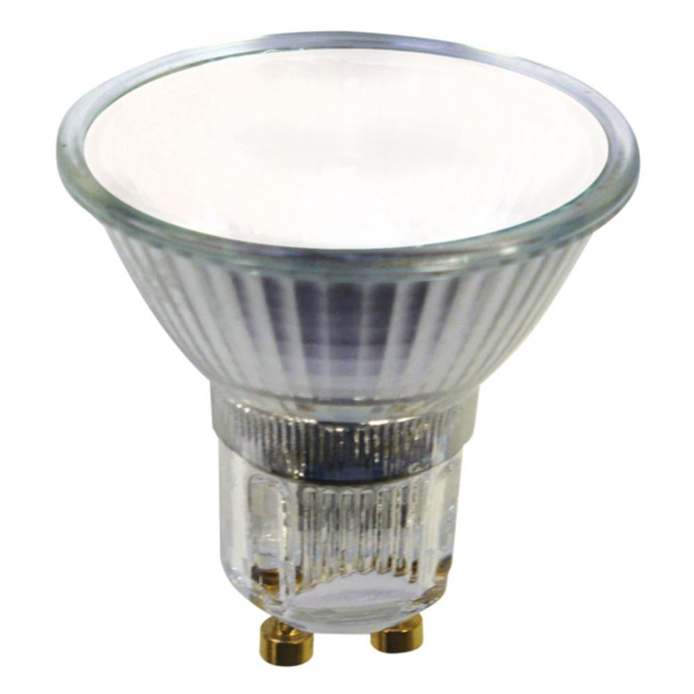bulb gu10 ice bulb 120v 50w 500 lumen qty 10 inner pack 200
