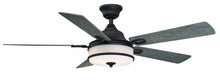 Fanimation FP8274GR - Stafford - 52 inch - GR with WE Blades and LED